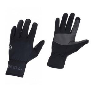 rokavice Rogelli QLIMATE črna 006.129, Rogelli
