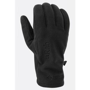 rokavice Rab Infinium Odporen na veter Glove črna / bl