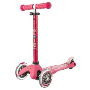 skuter Micro 3in1 Deluxe plus Pink, Micro