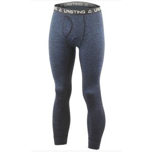 moški merino spodnje hlače Lasting ZAVOR 3159 blue, Lasting