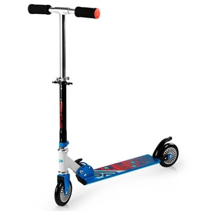 skuter Spokey DUKE kolesca 125 mm, blue, Spokey