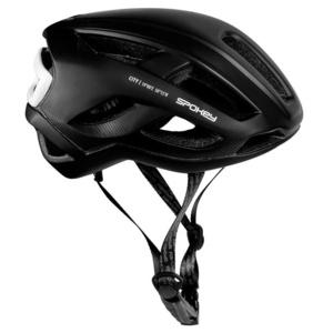 kolesarji čelada Spokey CITY IN-MOLD črna, Spokey