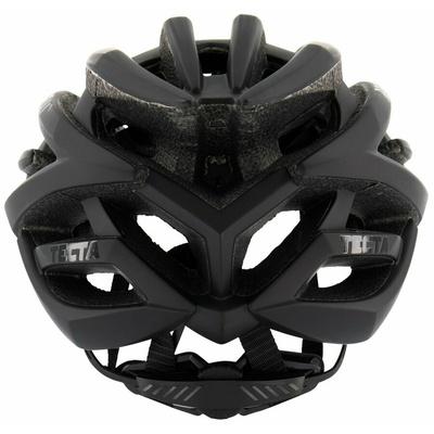 Ultra lahka kolesarjenje čelada Rogelli TECTA, črna 009.810, Rogelli
