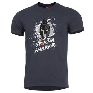 moški majica PENTAGON® Spartan bojevnik črna, Pentagon
