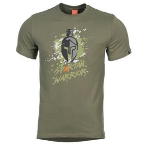 moški majica PENTAGON® Spartan bojevnik zelena, Pentagon
