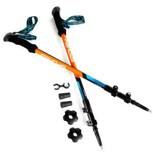 treking palice Spokey ZION modro-oranžna, Spokey
