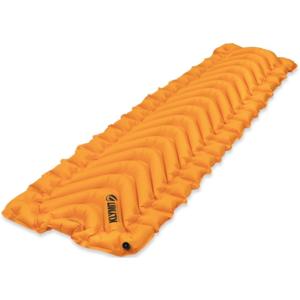 napihljiv za spanje Klymit izolirana V Ultralite ™ SL oranžna, Klymit