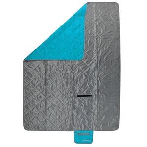 kampiranje odejo Spokey CANYON 200x140cm siva / modra, Spokey