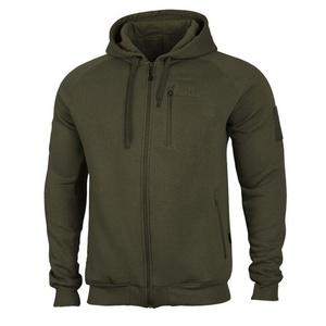 Taktična majica z kapuco PENTAGON® Leonidas 2.0 olivno zelena, Pentagon