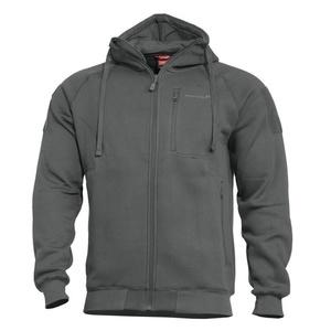 Taktična majica z kapuco PENTAGON® Leonidas 2.0 žajbelj zelena, Pentagon