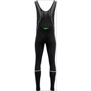 moški elastični hlače Silvini MOVENZA MP1320 črna, Silvini