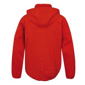 moški softshell jakna Husky Sally M rdeča