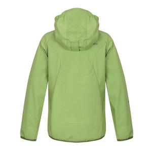Otroci softshell jakna Husky Sally Kids st.. zelena, Husky