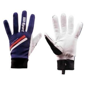 rokavice LIL L-SP. SOLID THERMO 0683-01 temno blue, lillsport
