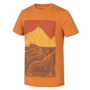 moški majica Husky Tash M tl. oranžna, Husky