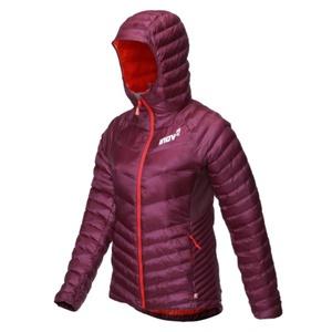 tek jakna Inov-8 THERMOSHEL L PRO FZ W 000733-PLRD-01 vijolična z rdeča, INOV-8