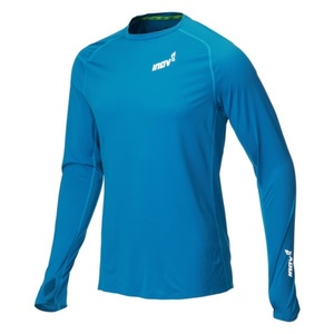 majica Inov-8 BASE ELITE LS M 000276-BL-02 blue, INOV-8