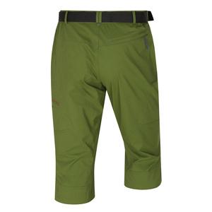 moški 3/4 hlače Duhovništvo M tm. zelena, Husky