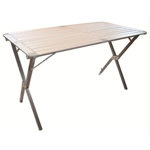 zložljiva miza HIGHLANDER Alu velika, Highlander