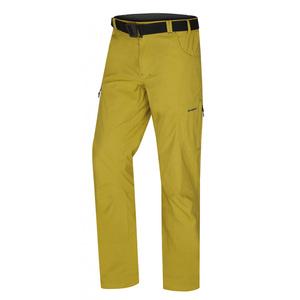 moški na prostem hlače Husky Kahula M rumena zelena, Husky