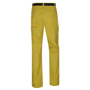 ženske na prostem hlače Husky Kahula L rumena zelena, Husky