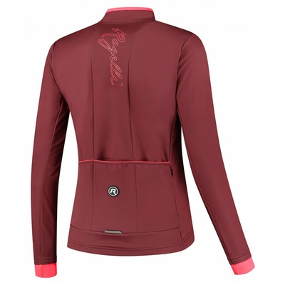Zimska ženska jakna Rogelli Bistveno bordo-koralna ROG351098, Rogelli