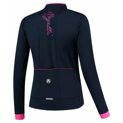 Zimska ženska jakna Rogelli Bistveno modro-rožnata ROG351097, Rogelli