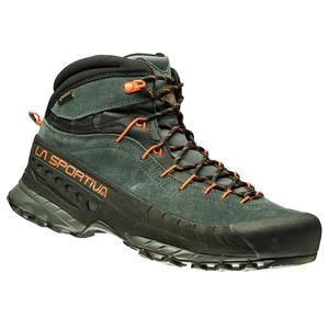 moški čevlji La Sportiva TX4 Mid GTX ogljik / plamen