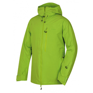 moški smučanje jakna Husky Gomez M zelena, Husky