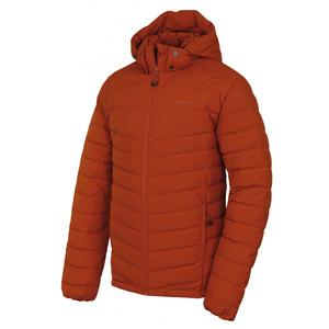 moški pero jakna Husky Donnie M oranžno-rjava, Husky