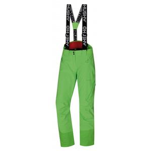 ženske smučanje hlače Husky Mitaly L neon zelena, Husky