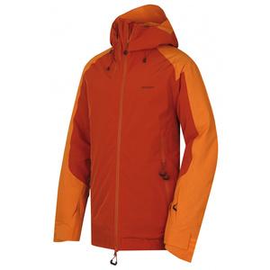 moški smučanje jakna Husky Gambola M oranžno-rjava, Husky