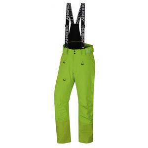 moški smučanje hlače Husky Gilep M zelena, Husky