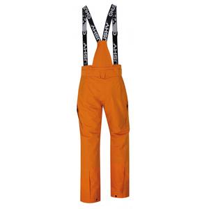 moški smučanje hlače Husky Gilep M oranžna, Husky