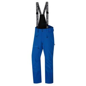 moški smučanje hlače Husky Gilep M blue, Husky