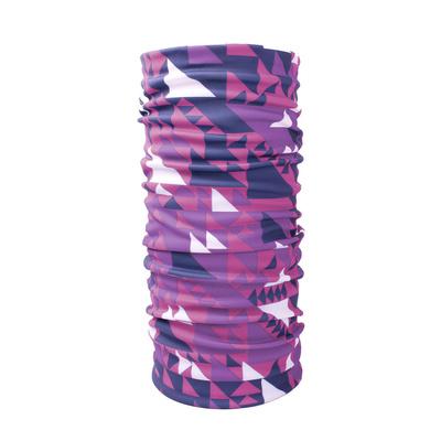 večfunkcijski šal Husky Printemp roza trikotnik, Husky