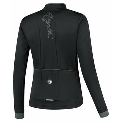 Zimska ženska jakna Rogelli Bistveno črna ROG351096, Rogelli