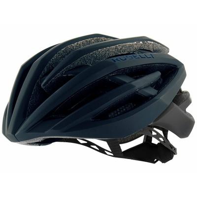 Ultra lahka kolesarjenje čelada Rogelli TECTA, črno-modra 009.814, Rogelli