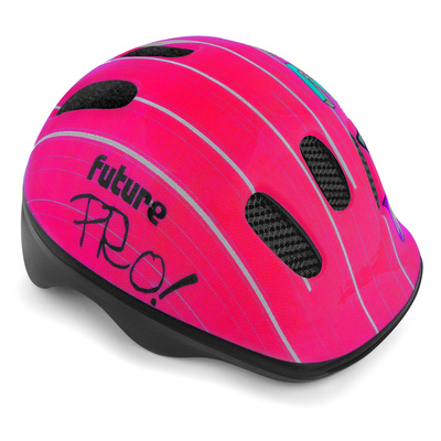 Otroška kolesarska čelada Spokey BIKER FUTURE PRO 49-56 cm, Spokey