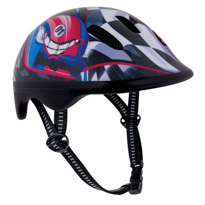 Spokey BIKER RAL LY Otroška kolesarska čelada 44-48 cm, Spokey