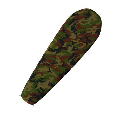 Na prostem spalna vreča Husky Junior Vojska -10°C kaki, Husky