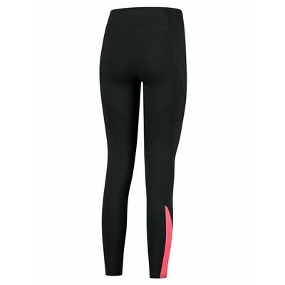 Ženske izolirani teče hlače Rogelli Uživajte črno-sivo-roza ROG351108, Rogelli
