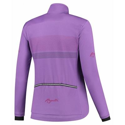 Zimska ženska jakna Rogelli Namen vijolična ROG351085, Rogelli