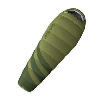Spalna vreča Husky Dame Veličanstvo na prostem -10°C zelena
