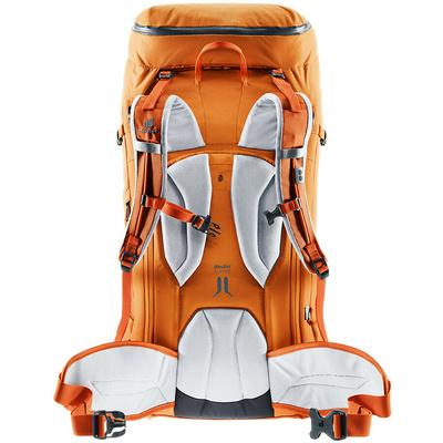 Ženski nahrbtnik Deuter Freescape Pro 38+SL mandarina-žafran, Deuter