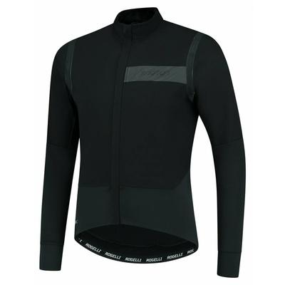 Moški ultralahka kolesarska jakna Rogelli Neskončno brez izolacijo Črna ROG351047, Rogelli