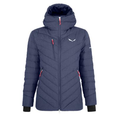 Zimska ženska jakna Salewa Raiser Medium Down mornarski blazer 28048-3960