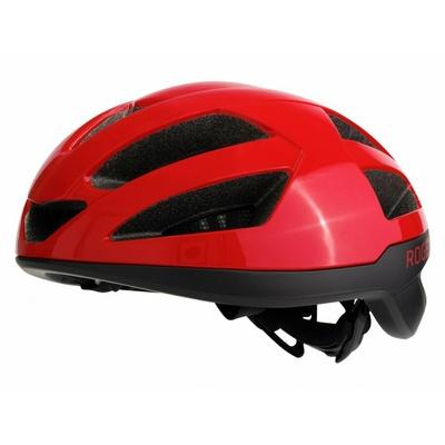 Čelada Rogelli PUNCTA, črno-rdeča ROG351057, Rogelli