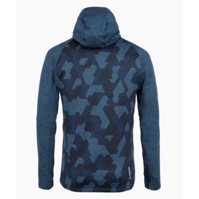Moška majica Salewa Boe Merino mornarski blazer 28201-3960