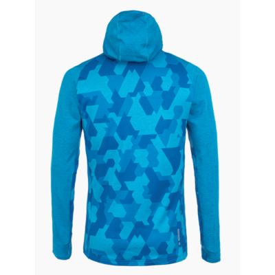 Moška majica Salewa Boe Merino cloisonne modra 28201-8660